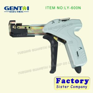 HS-600A Low Cost Fastening Tool for Cable Tie pictures & photos