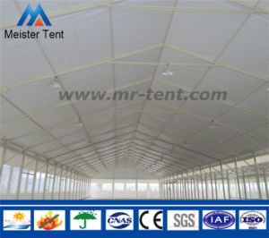Hot Sale Big Warehouse Tent with Steel Panel Wall pictures & photos