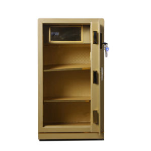 Security Home Safe Box with Digital Lock-Champagne Gold Seriers Fdx A1/D 90-Y pictures & photos