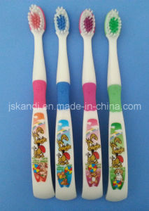 Fashion Cartoon Printing Children Toothbrush pictures & photos