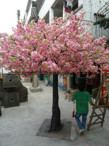Hot Sale Artificial Cherry Flower Tree for Wedding Decoration pictures & photos