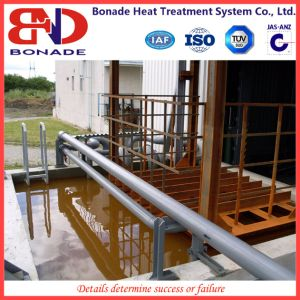 Bell Gas-Fired Furnace for Heat Treatment pictures & photos