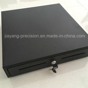 Jy-425b POS Cash Box with Removable Cash Tray pictures & photos
