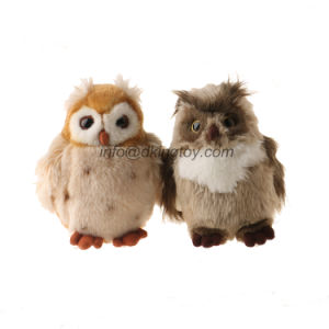 Plush Toy for Child Stuffed Plush Owl Toy Animal pictures & photos