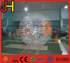 Double Entrances Inflatable Walking Zorb Ball for Sport Game pictures & photos