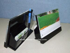 Acrylic Desktop Calendar with Logo (calendar) pictures & photos