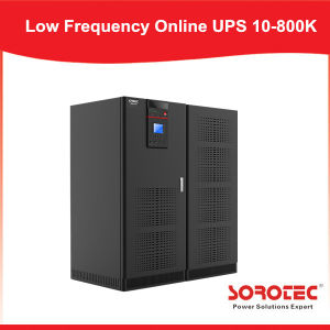 10-800kVA Low Frequency Online UPS with LCD Display pictures & photos