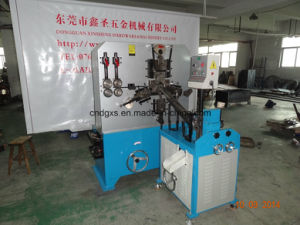 Automatic Clothes Wire Hanger Hook Making Machine with Threading pictures & photos
