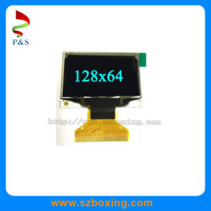 1.3 Inch OLED with 128X64 Resolution Blue Color pictures & photos