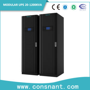 China OEM ODM Modular Online UPS with 380/400/415VAC 30-1200kVA pictures & photos