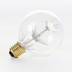 Free sample! ! ! Starry LED light bulb with ce, RoHS approval pictures & photos