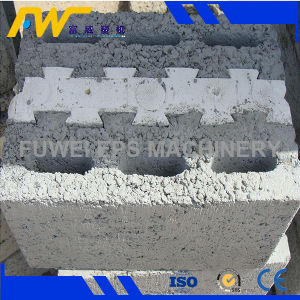 EPS Concrete Brick Machine pictures & photos