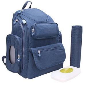 Multifunction Large Capacity Wet Baby Diaper Nappy Backpack Bag pictures & photos