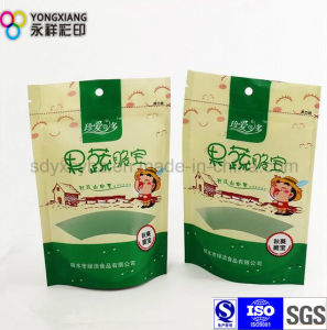Stand up Ziplock Pouch for Dried Fruits and Vegetables pictures & photos