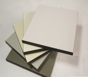 Texture Surface Compact Laminate Panels 6mm pictures & photos