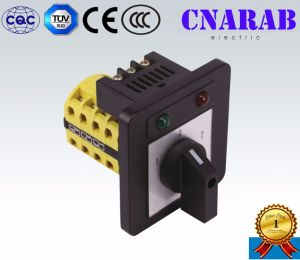 16A/20A 1-0-2 Changover Switch Ce Certificate pictures & photos