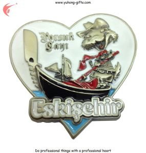 Eco-Friendly Promotion Customized Refrigerator Magnet (YH-FM101) pictures & photos