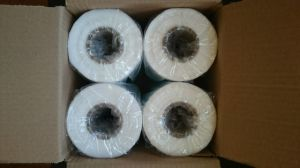 HDPE Plastic Flat Roll Bag for Supermarket / Plastic Produce Bag pictures & photos