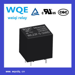 (WL22F) Miniature Size Power Relay for Household Appliances &Industrial Use Contact Sensitivity Switch pictures & photos