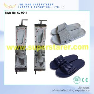 Aluminum Mould EVA Inject Shoe Mould for Slippers pictures & photos