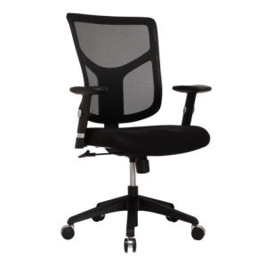 Medium Back Staff Mesh Chair Office Cubicle Chair (FOH-MYF02 (B)) pictures & photos