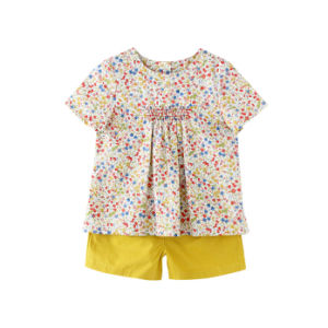 Wholesale Girls Clothing Children Garment with Cotton Fabric pictures & photos