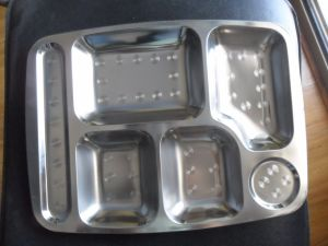 Stainless Steel Fast Food Tray pictures & photos