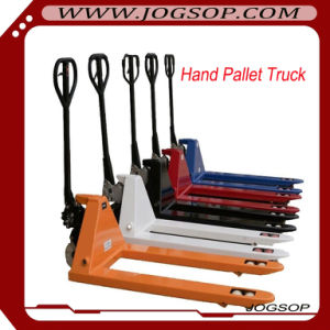 Hydraulic Manual Forklift AC Pump Hand Pallet Truck pictures & photos