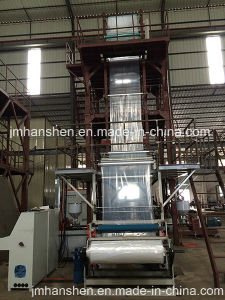 Automatic High Quality PE Film Blowing Machine pictures & photos