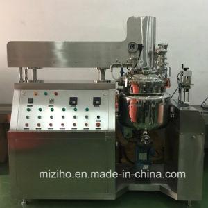 Ointment Vacuum Homogenizing Emulsifying Mixer pictures & photos
