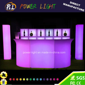 Remote Control Color Changing Bar Furniture LED Bar Counter pictures & photos
