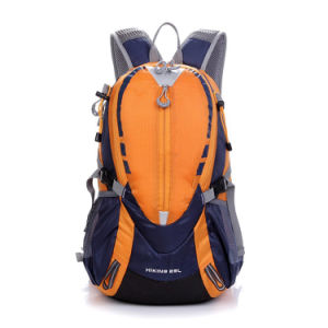 Sport/Travel/Outdoor Waterproof Mountainer Shoulder Bag Cycling Hiking Backpack pictures & photos