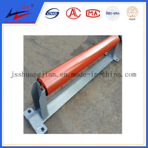Grain Transport Belt Conveyor and Conveyor Carrier Roller Return Roller Rubber Disc Cleaning Roller Impact Roller pictures & photos