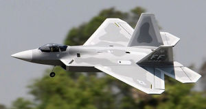 F-22 12CH Electric Toy Airplane RC Foam Planes pictures & photos