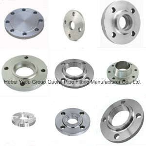 Pipe Fittings Stainless Steel Welded Flanges pictures & photos