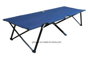Folding Sunbed Camping Bed pictures & photos