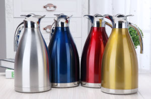 Stainless Steel Vacuum Flask/Coffee Pot pictures & photos