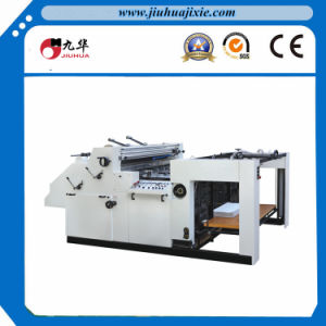 High Quanlity Semi Automatic Double Side Hydraulic Paper Roll/Pre-Glue/Glueless BOPP Film/Water Base/Thermal/Hot Laminating Machine (Laminator) pictures & photos
