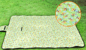 Wholesale Foldable Baby Play Crawl Outdoor Picinic Exercise Mat pictures & photos