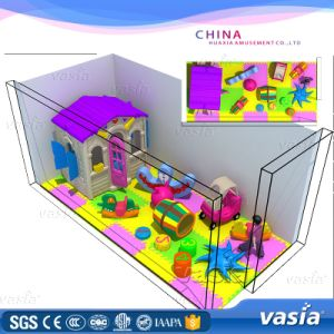 Children Foam Playground Equipment for Mall pictures & photos