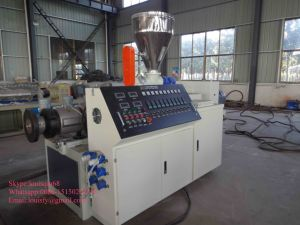 Good Quality PVC Window Profile Extrusion Machine pictures & photos