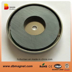 Strong Permanent Ceramic Pot Magnet/ Cup Magnet pictures & photos