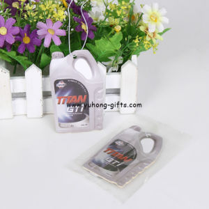 Promotional Gifts Hanging Paper Best Air Freshener for Car (YH-AF226) pictures & photos