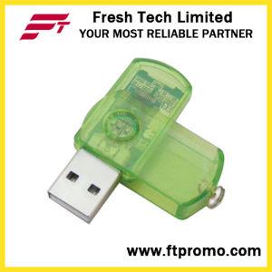 General Plastic Swivel USB Flash Drive (D203) pictures & photos