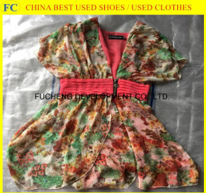 Offer Good Quality Used Clothes Ladies Fashion Jacket in Bulk pictures & photos