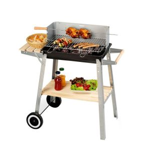 Outdoor Charcoal Barbecue Grill for Europe Market pictures & photos