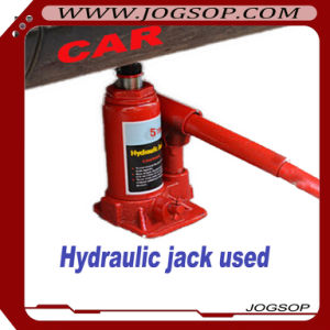 50 Ton High Lever Car Jack Hydraulic Bottle Jack pictures & photos