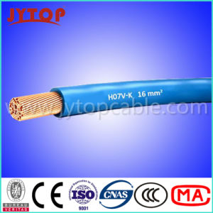 H07V-K Cable with PVC Insulated Flexible Wire 450/750V pictures & photos
