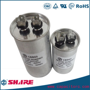 Cbb65 450V 30UF Motor Starting Air Conditioner Sh Capacitor pictures & photos