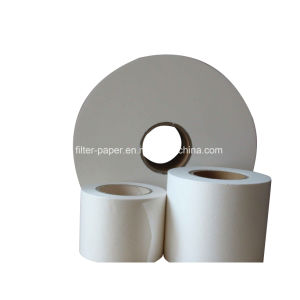 Factor Customized 145mm Width Roll Heat Seal Tea Bag Filter Paper pictures & photos